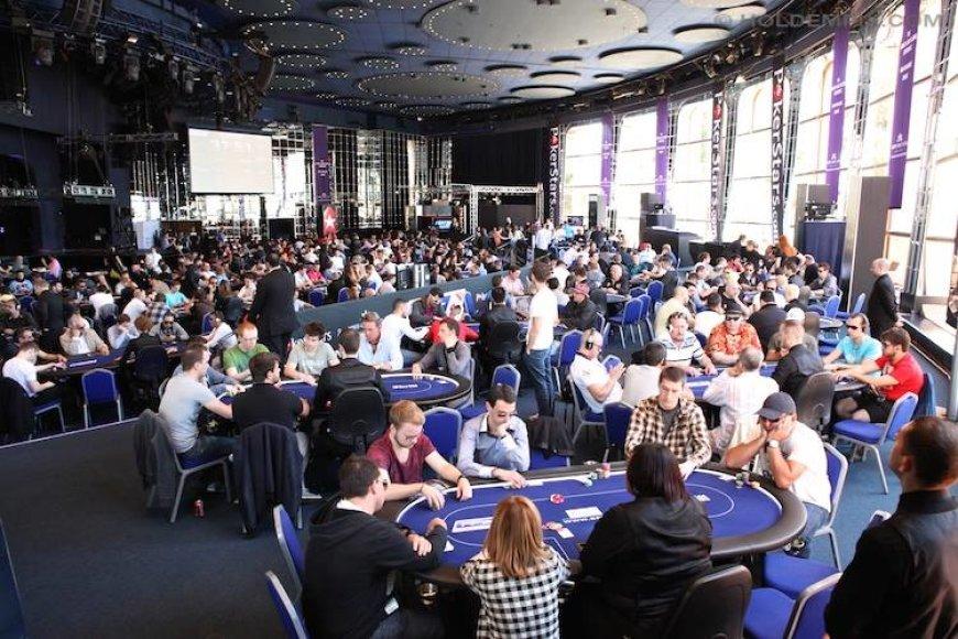 Prancūzijos pokerio serijos varžybos