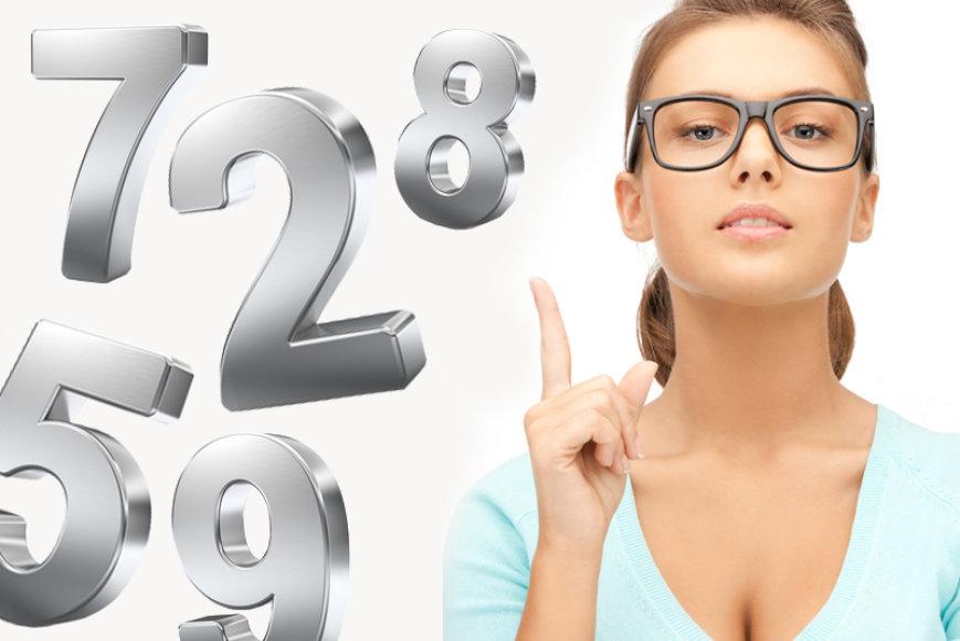 Sužinokite laimingąjį savo skaičių