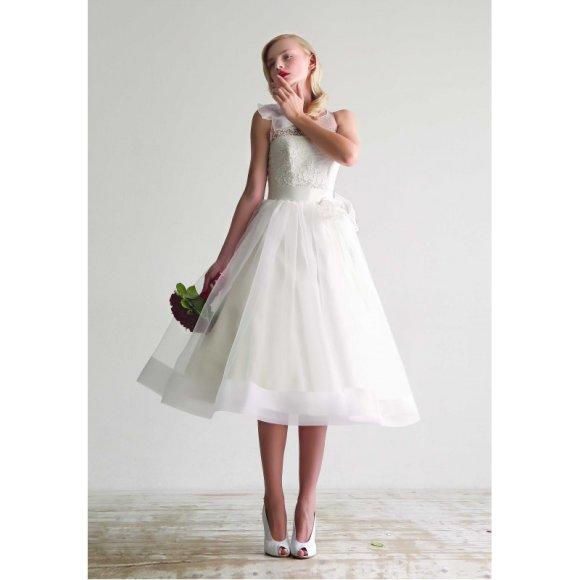 Patricijos pasirinkta suknelė