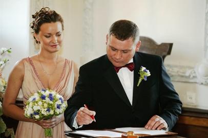 Foto naujienai: Kęstutis Jakštas ir Viktorija Streiča - Šv. Joninių vestuvės