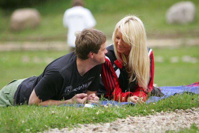 Foto naujienai: Valdonė ir Rolandas Skaisgiriai gandų nepatvirtina