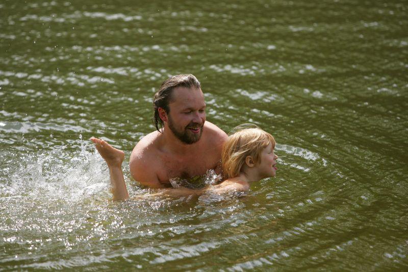 Foto naujienai: Martynas Starkus - plaukimo treneris