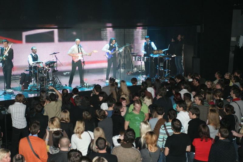 """Foto naujienai: """"InCulto"""" koncerte netikėti pasirodymai"""