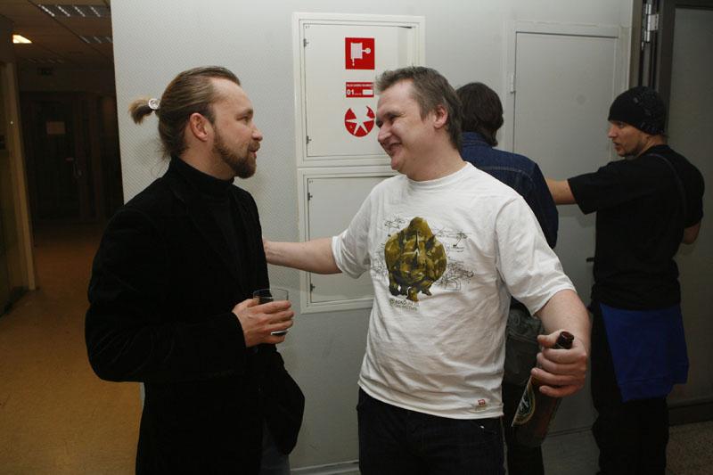 Foto naujienai: Žavus Martyno Starkaus aksesuaras