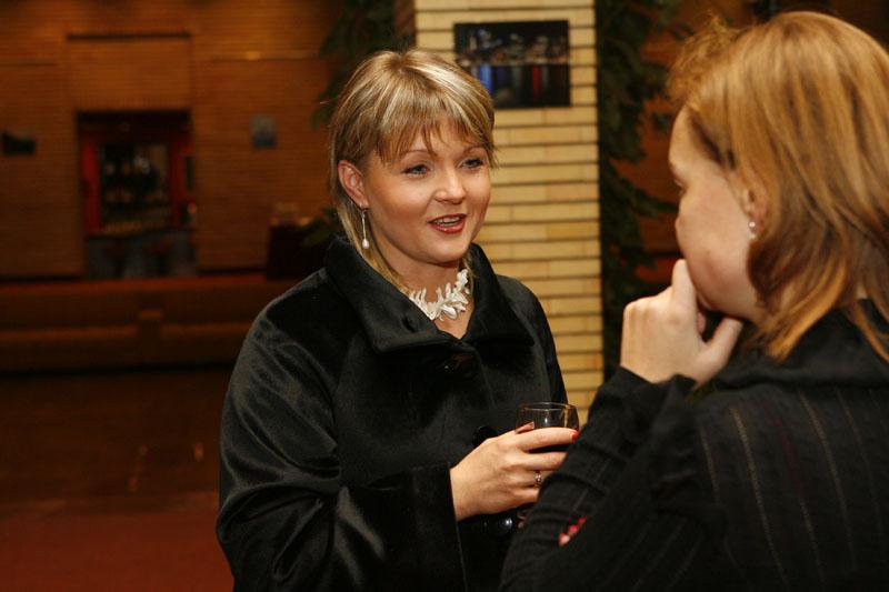 Foto naujienai: Jolanta Paulauskienė vėl brunetė