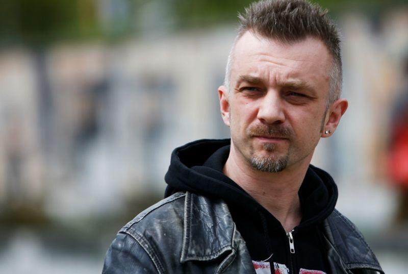 Foto naujienai: Andrius Mamontovas Jeronimą Milių vadina Dankanu Maklaudu