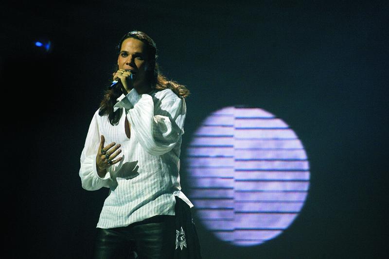 Foto naujienai: Jeronimas Milius: į Euroviziją!
