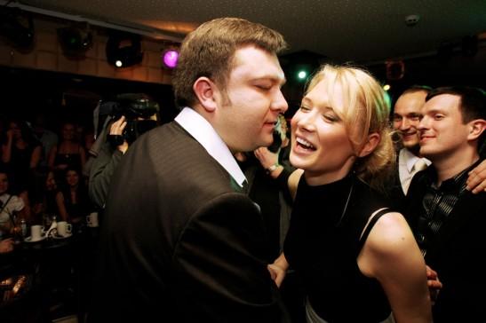Foto naujienai: Skandalingasis Eugenijus Ostapenko taps laidos vedėju