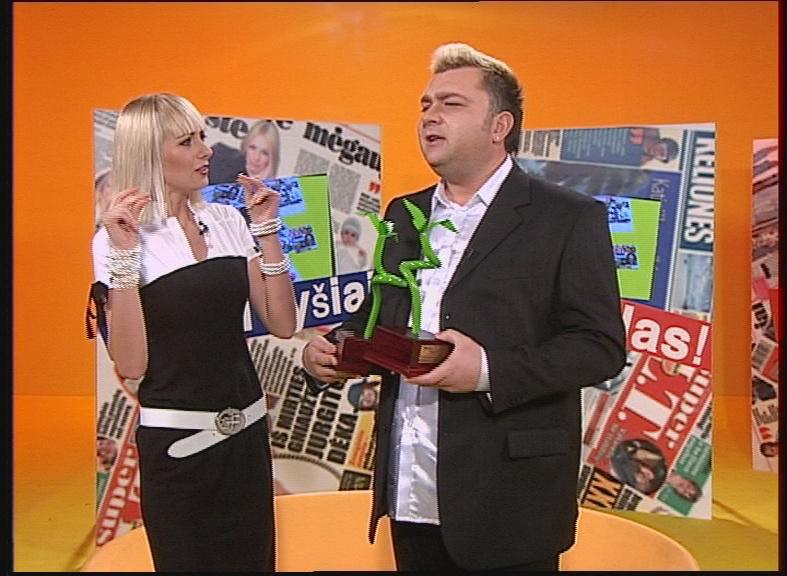 """Foto naujienai: E. Ostapenko: """"Duokit man penkis tūkstančius litų ir vadinkit bambuku"""""""