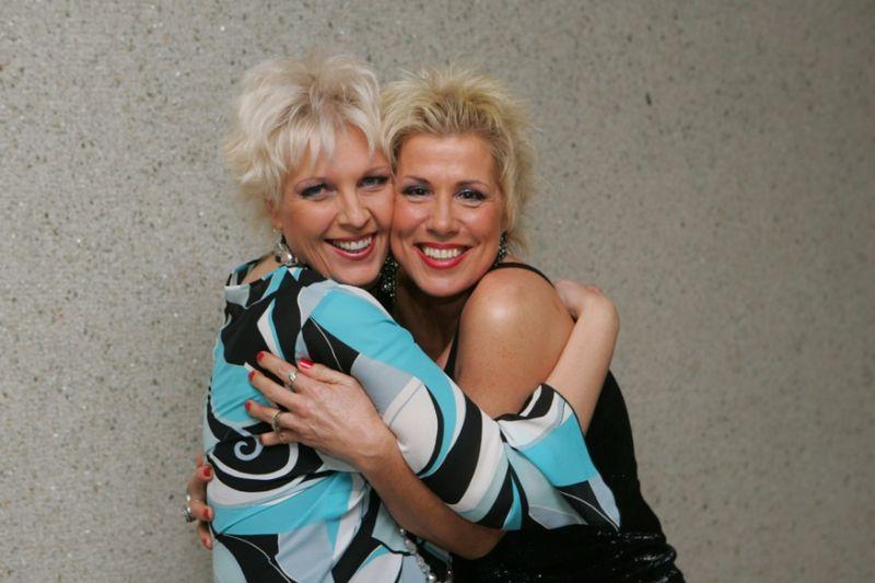 Foto naujienai: Rita Dapkutė ir Lidija Rasutis leis dainų albumą
