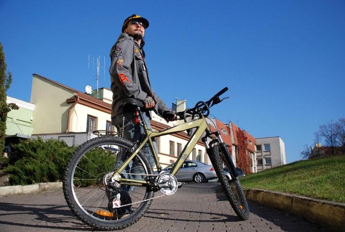 Foto naujienai: Hokšila Andradė pagaliau pats vairuos