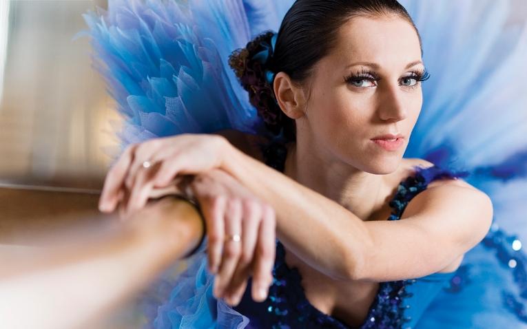 """Foto naujienai: Olga Konošenko: """"Tiesiog maudausi šokyje!"""""""