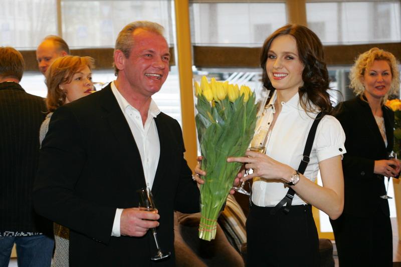 Foto naujienai: Astos Valentaitės gimtadienis su kopūstiene