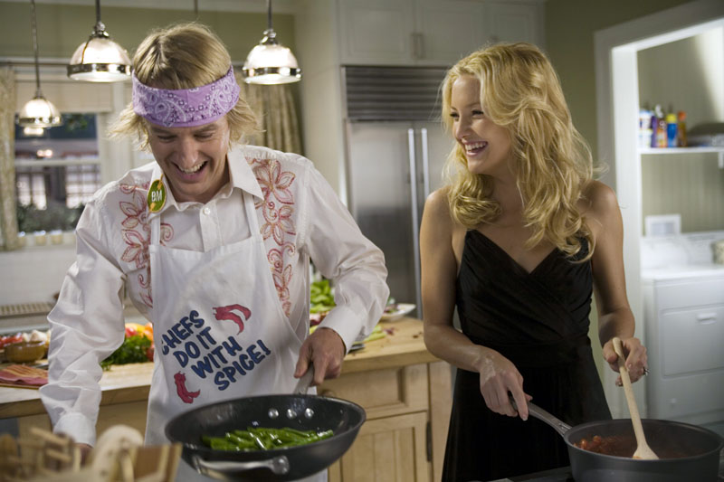 Foto naujienai: Owenas Wilsonas ir Kate Hudson vėl kartu?