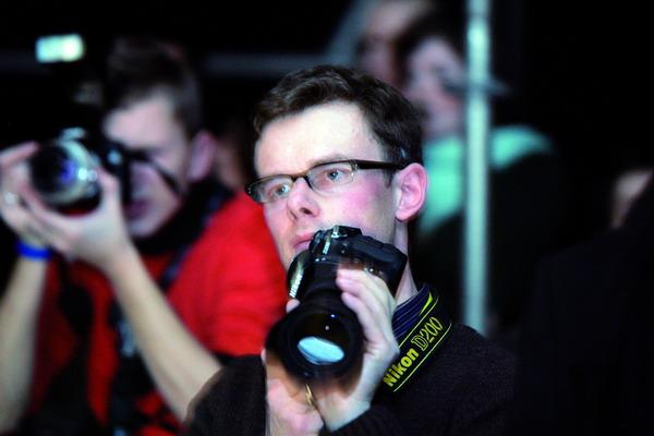 Foto naujienai: Audrius Žiugžda – asmeninis fotografas
