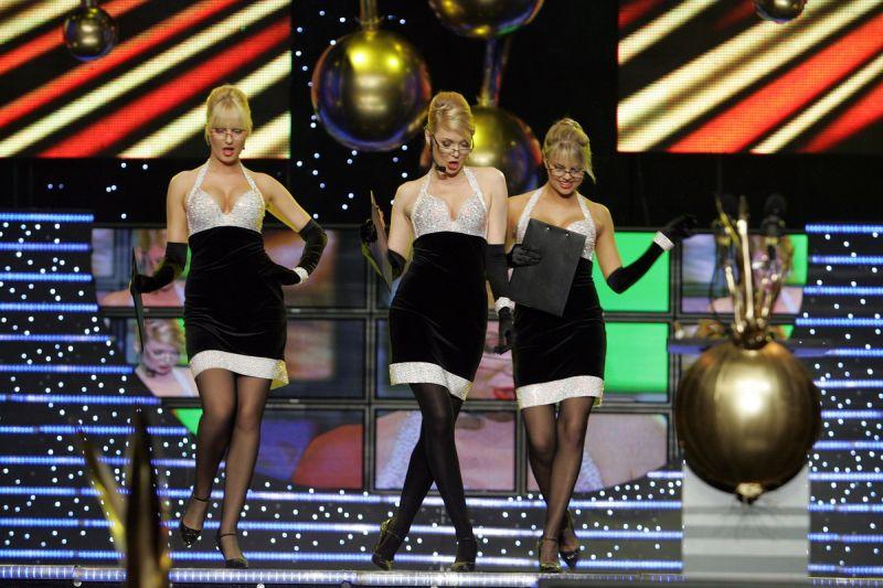 """Foto naujienai: """"Auksiniai svogūnai 2008"""": scenoje ir už kadro"""