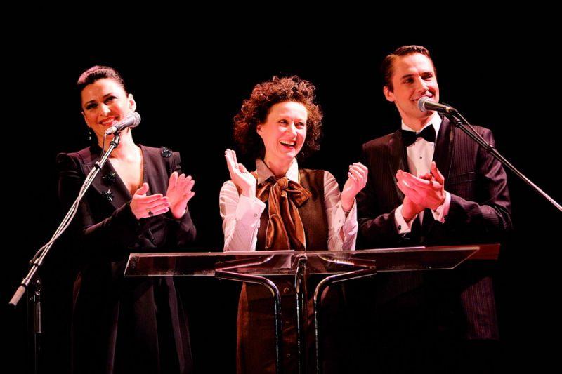 Foto naujienai: Geriausiems teatralams – Auksiniai kryžiai