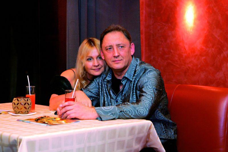 Foto naujienai: Mečislovas Subelis ir Gaiva Rimkuvienė: vestuvių nebus?