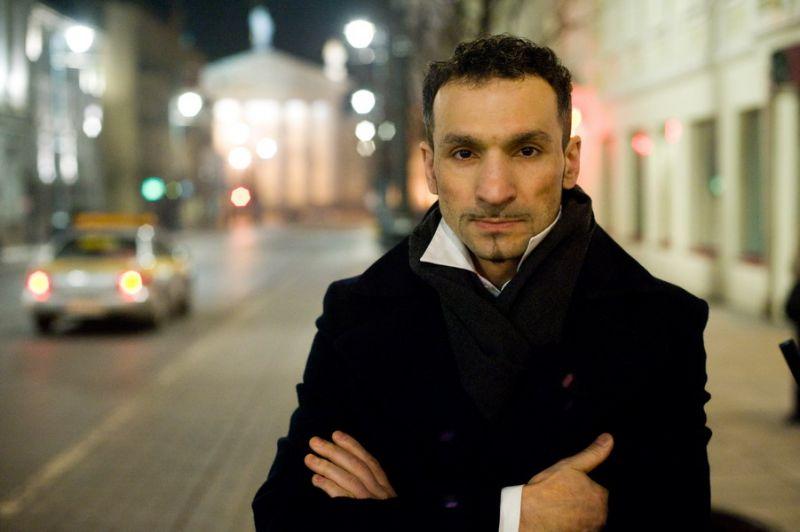Foto naujienai: Seržas Gandžumianas: viskas, kas vyksta, tik į gera...