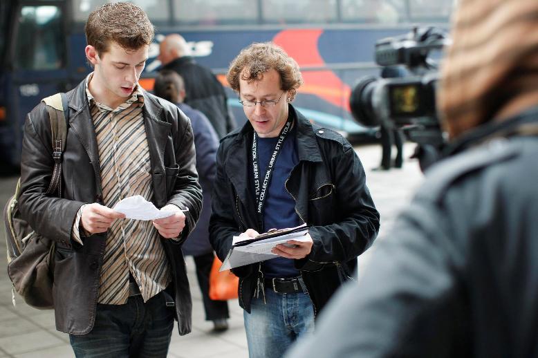 Foto naujienai: Šį savaitgalį - TV3 15-ojo gimtadienio himno vaizdo klipo premjera
