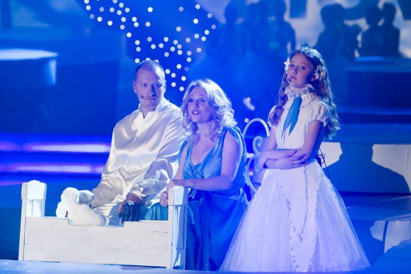 Foto naujienai: Violeta ir Vilius Tarasovai: šeimyninis trio