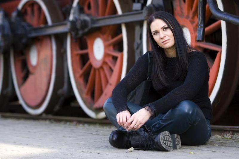 Foto naujienai: Jūratė Budriūnaitė: apie sugautą gyvenimo žuvį