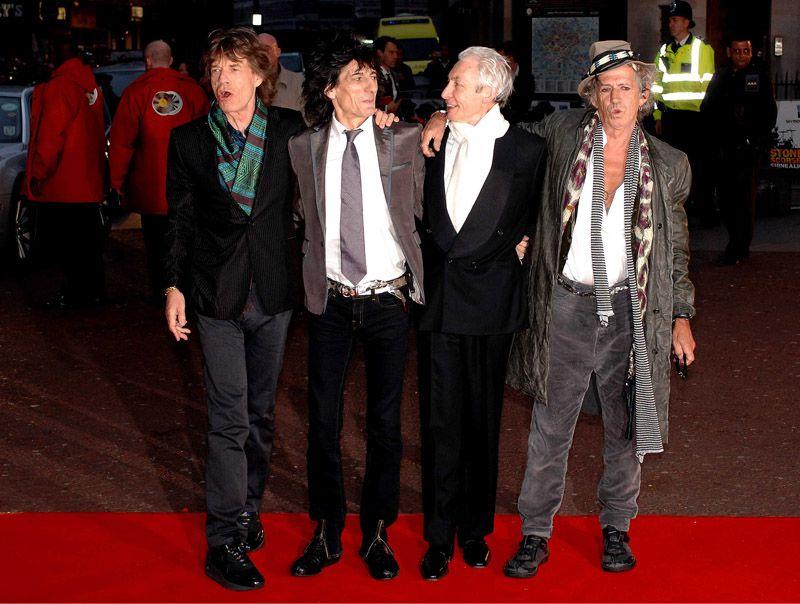 """Foto naujienai: Grupės """"Rolling Stones"""" gitarą galima įsigyti aukcione"""