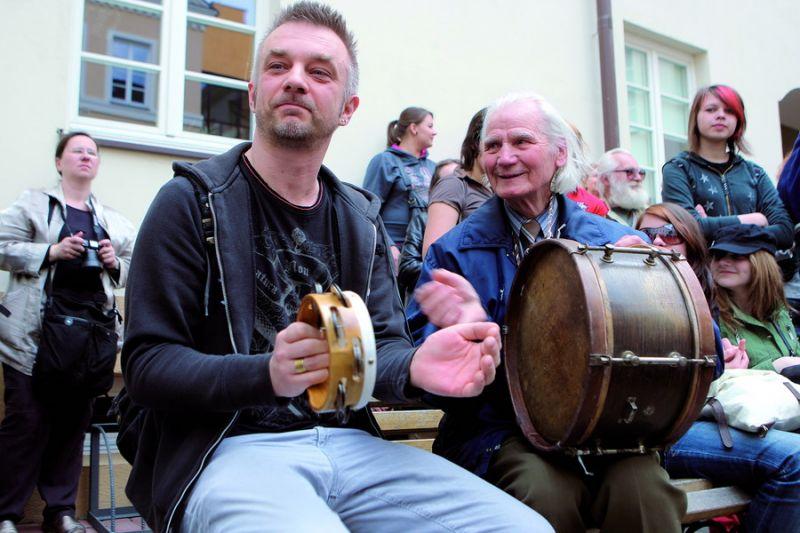 Foto naujienai: Gatvės muzikos diena