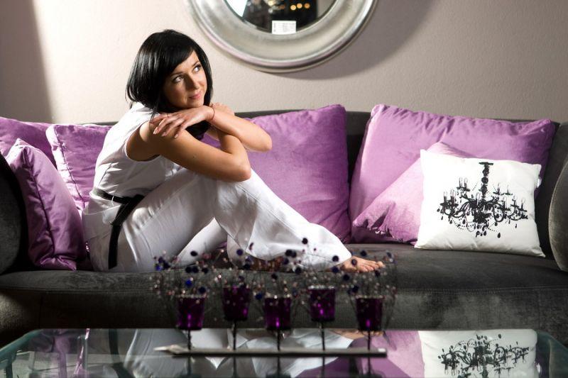 Foto naujienai: Eglė Visockaitė: sėkmę lydi nauji jausmai