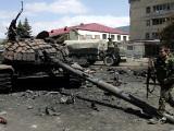 "AFP/""Scanpix"" nuotr./Cchinvalio gatvėse"