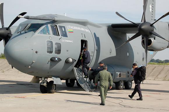 "C–27J ""Spartan"""