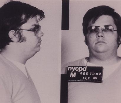 uktv.co.uk nuotr./Johno Lennono žudikas Markas Chapmanas