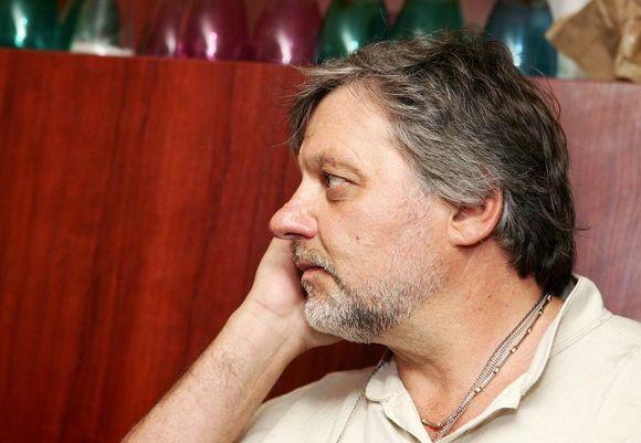 Aktorius Vytautas Rumšas