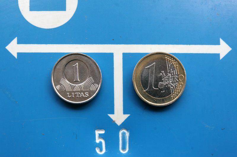 """Nacionalistai sieks """"išsaugoti litą, atsisakyti euro įvedimo""""."""
