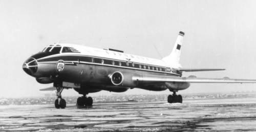 Lėktuvas Tu 124
