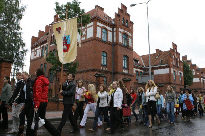 Net du trečdaliai Klaipėdos jaunimo norėtų kurti savo verslą.