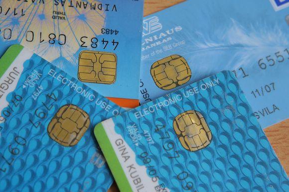 Banko kortelės