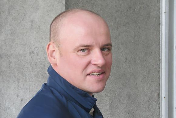Aktorius Juozas Gaižauskas