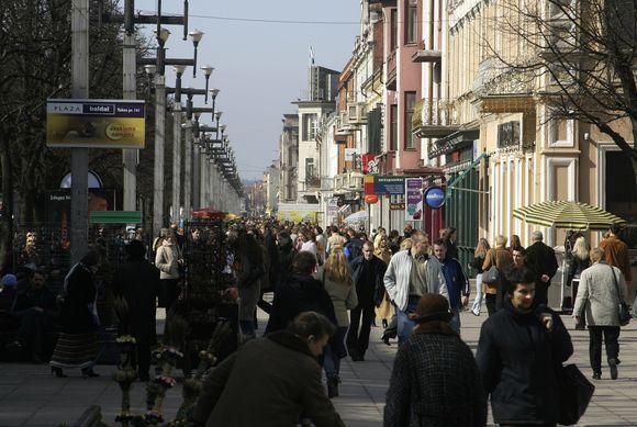 Kauno Laisvės alėja