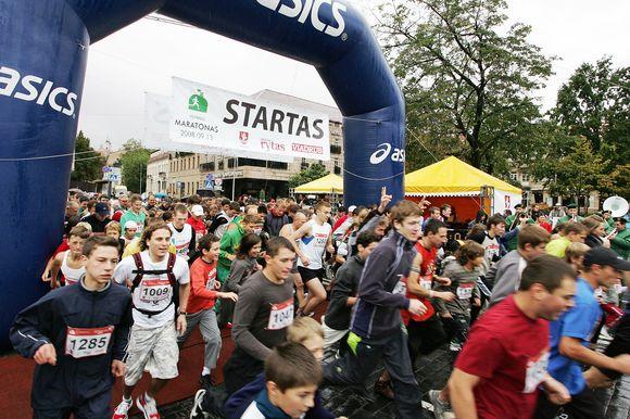 Tarptautinis Vilniaus maratonas