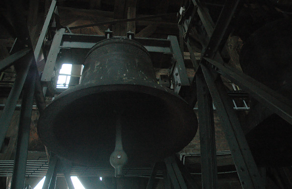 Varpas Kvidzyno katedros bokšte