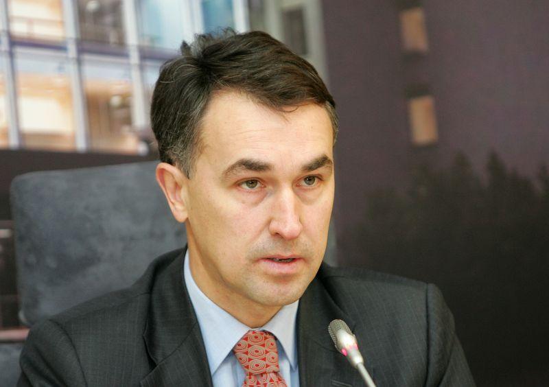 Petras Auštrevičius – vienas iš keturių Lietuvos parlamentarų, vykstančių į Gruziją.