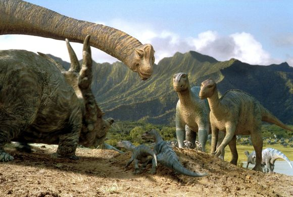 Dinozaurai prie Ventos?