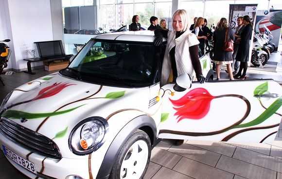 Julijos Žilėnienės automobilis