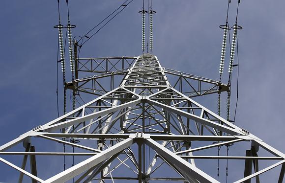Elektros perdavimo linija