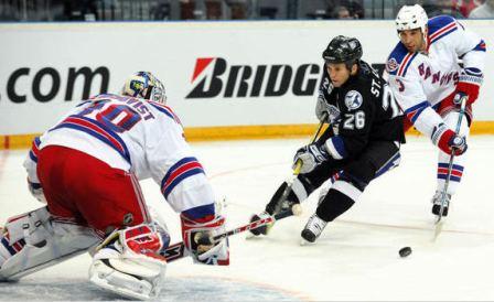 Pirmosios naujojo NHL sezsono rungtynės Prahoje