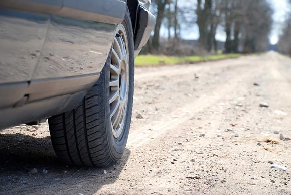 Automobilio padanga