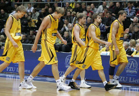 """Krepšinio komanda """"Šiauliai"""