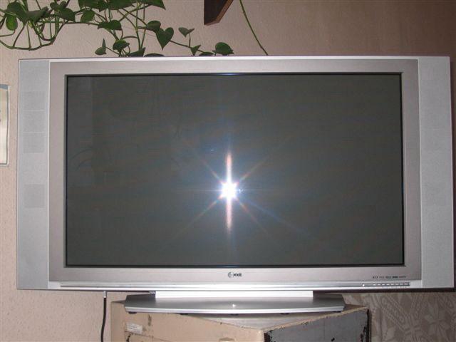 Vogtas televizorius