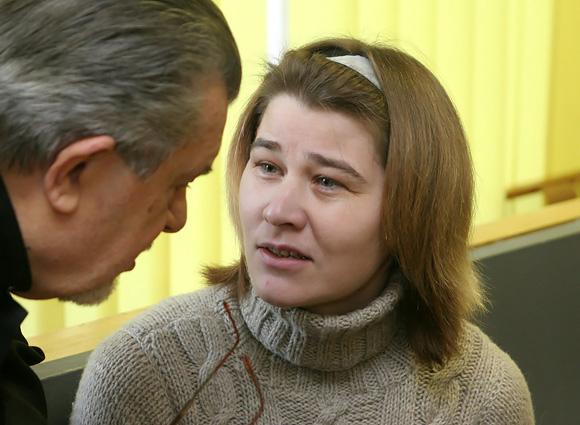 Alma Bružaitė (Jonaitienė)